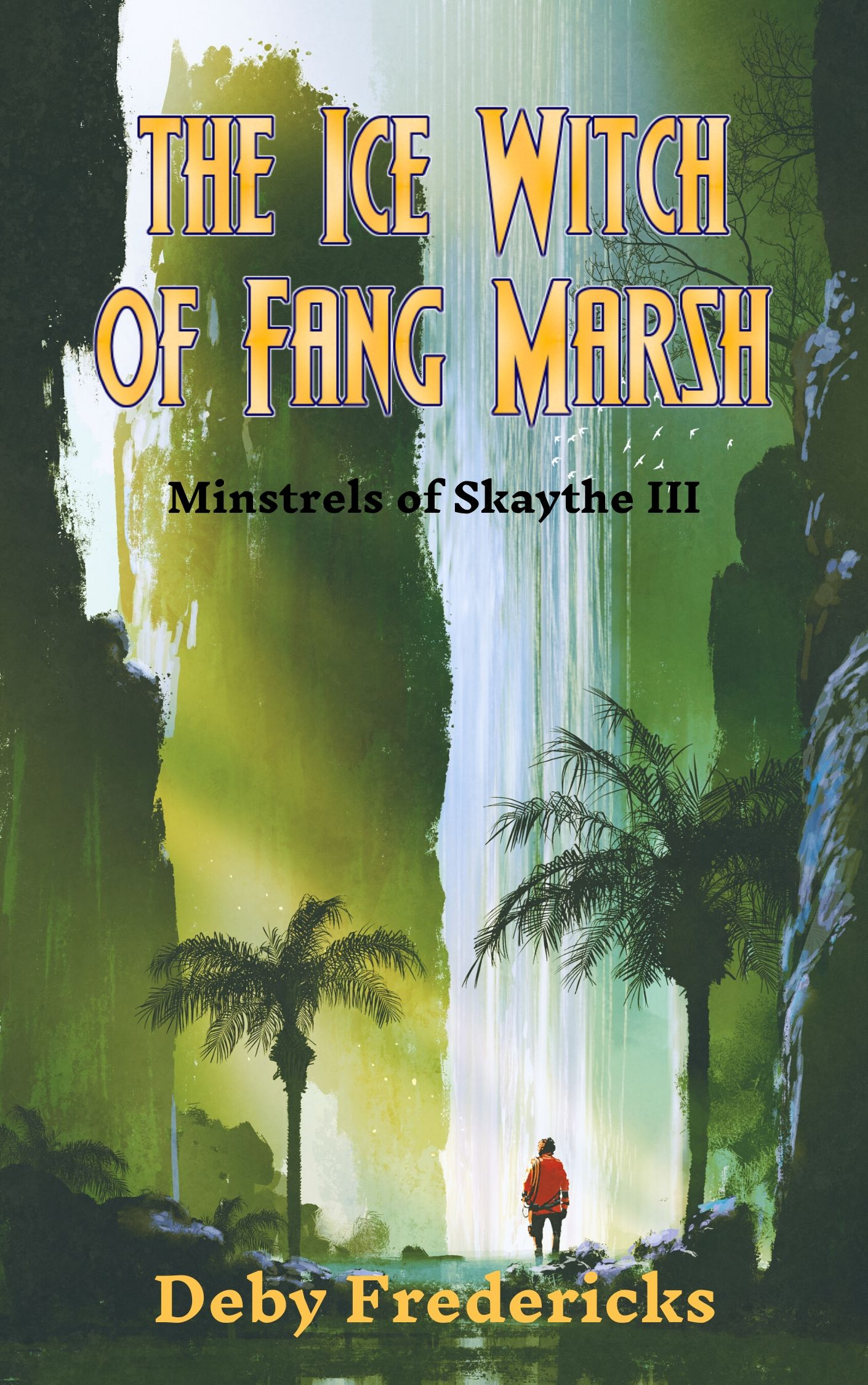 Cover to The Ice Witch of Fang Marsh